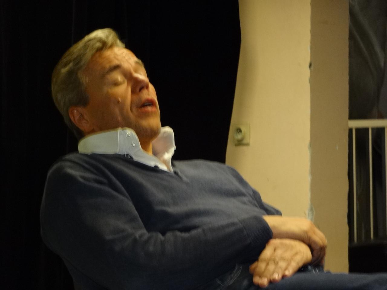 Mikko la belle dort !