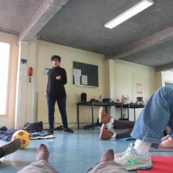 Module chant : échauffement et relaxation